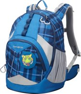 Samsonite Kinderrugzak - Sam Ergofit Ergonomic Backpack M Check Tiger