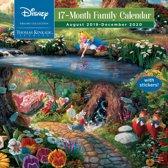 Disney Dreams Thomas Kinkade Planner 2020
