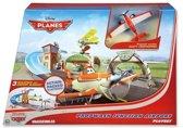 Disney Planes Vliegveld - Speelset *Cadeau Verjaardag Kinderen Speelgoed Tip*
