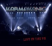Live In The Us (Digipack)
