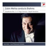 Conducts Brahms