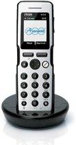 Auerswald COMfortel M-210 DECT-telefoon Zwart, Zilver