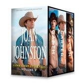 Joan Johnston Hawk's Way Collection Volume 2