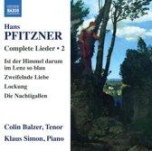 Complete Lieder, Vol. 2