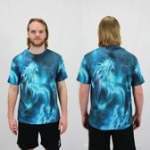 Bones Sportswear Heren T-shirt Dragon maat XL