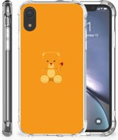 iPhone XR Stevige Bumper Hoesje Baby Beer