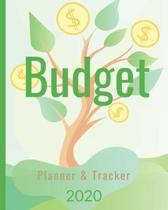 Budget Planner & Tracker: Budget planner with spending tracker, expenses records, goal setting management. Monthly overviews with weekly spendin