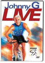 Spinning® DVD Johnny G Live