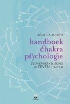 Boek cover Handboek chakrapsychologie van Anodea Judith (Paperback)