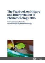 The Yearbook on History and Interpretation of Phenomenology 2015