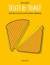 Boek cover Tosti & toast van Fern green