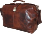 Arpello Dokterstas met Laptopvak 15.6'' Brandy