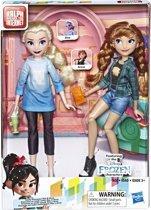 Disney Princess Elsa En Anna - Modepop