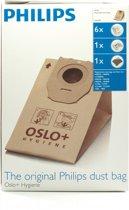 Philips HR6938/10 - Starterkit met 6x stofzakken, 1x AFS micro uitblaasfilter en 1x motorfilter