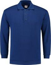 Tricorp Polo Sweater Boord  301005 Koningsblauw - Maat XS