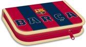 FC Barcelona - Gevuld etui - 29 stuks - Blauw/Rood