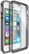 Ringke Fusion Apple iPhone SE Hoesje Doorzichtig Smoke Black