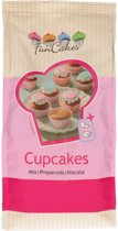 FunCakesMix voor Cupcakes 1 kg