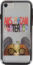 iPhone 7 / 8 PLUS 2in1 Bridge Amsterdam souvenir gift cover