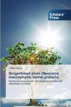 Gingerbread Plum (Neocarya Macrophylla) Kernel Proteins