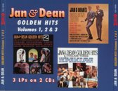 Jan & Dean Golden Hits, Vols. 1-3