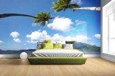 Bora Bora Oceanie fotoprint Fotobehang 380x265