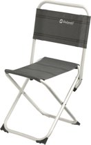 Outwell Furniture Northwest Campingstoel - Grey/silver