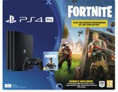 PS4 Pro 1TB Black + Fortnite Pack