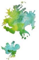 Sizzix Thinlits Die Set 2PK - Paint Splats 662670  Pete Hughes