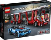 Afbeelding van LEGO Technic Autotransportvoertuig - 42098 speelgoed
