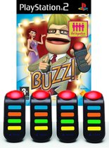 Buzz: The Music Quiz + 4 Buzzers