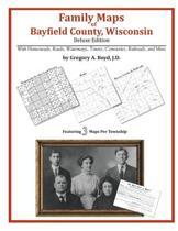 Family Maps of Bayfield County, Wisconsin