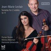 Sonatas For 2 Violins