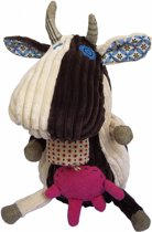 Deglingos Original Knuffel Koe 'Milkos the Cow'