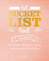 Boek cover Het Bucketlist boek voor koppels van Elise de Rijck (Paperback)