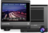 AZDome Dashcam voor auto M05 Touch 4.0 Touchscreen - GPS
