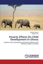 Poverty Effects on Child Development in Ghana