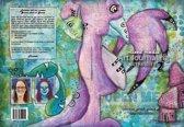 mixed media Art Journaling WERKBOEK 2