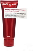 Recipe for Men Energizing Bronzing Cream