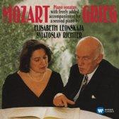 Mozart/Grieg: Piano Sonatas