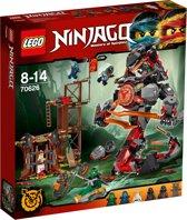 LEGO NINJAGO De Komst van de Iron Doom - 70626