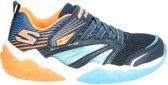 Skechers Rapid Flash 2.0 Jongens Sneaker - Blauw multi - Maat 35