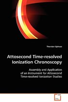 Attosecond Time-Resolved Ionization Chronoscopy