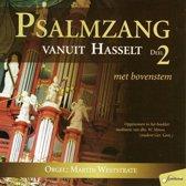 Psalmzang vanuit Hasselt (niet ritmisch met bovenstem)