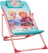 Disney Vouwstoel Frozen Lounge Blauw Meisjes 61 X 43 X 66 Cm