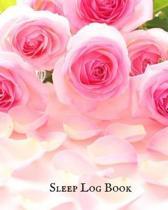 Sleep Log Book