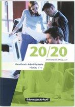 20/20 / Handboek Administratie + Cd-Rom
