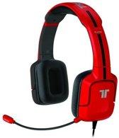 Tritton  Kunai Stereo Headset - Rood (PS3 + PS4 + PS Vita)