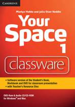 Your Space Level 1 Classware DVD-ROM with Teacher's Resource Disc