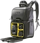 Peli U160 Urban Elite Half Case Backpack Black Professionele Koffer